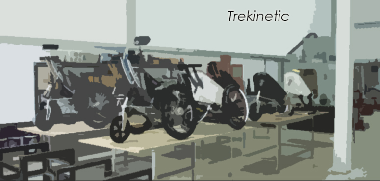 All-Terrain Trekinetic Wheelchair Awards and Recognitions