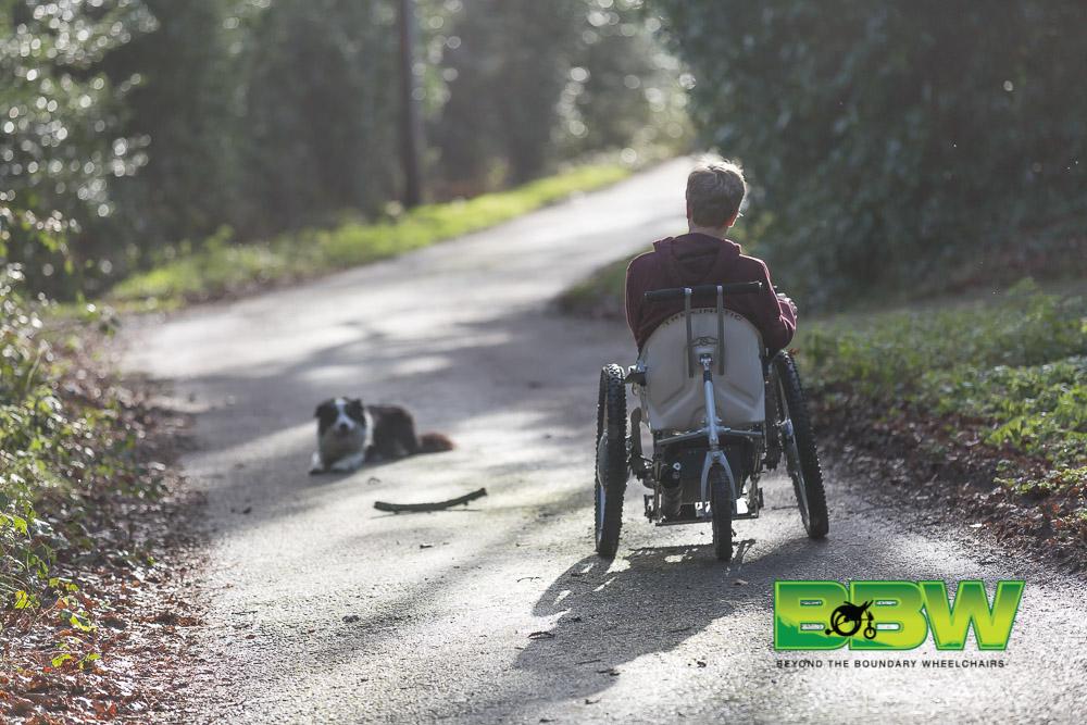 Trekinetic All Terrain Wheelchair