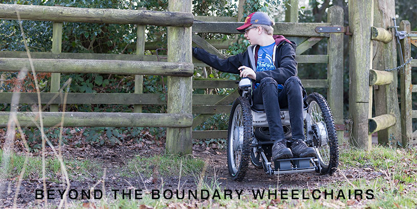 Wheelchair hire for D of E adventures - Beyond the Boundary Wheelchair Hire.