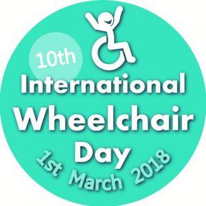 International Wheelchair Day 2018